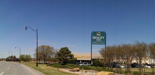 Quality Inn Oklahoma City Oklahoma
